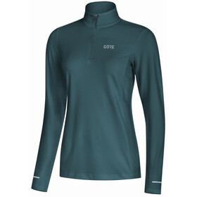GORE WEAR R3 Long Sleeve Shirt Women, dark nordic